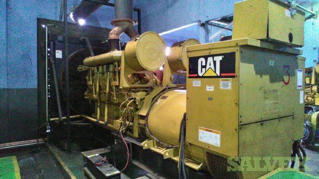 Caterpillar 3516 Open Type Generator 2003 (1 Unit)