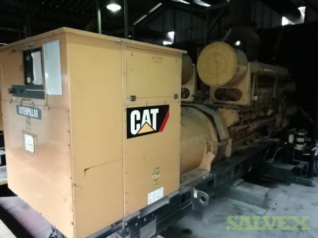 Caterpillar 3516 Open Type Generator 2011 (1 Unit)