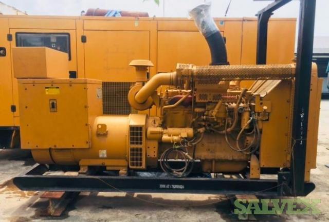 Caterpillar 3306  Open Type Generator 1995 (1 Unit)