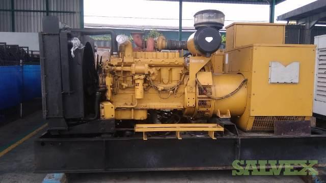 Caterpillar 3306 Open Type Generator 1996 (1 Unit)