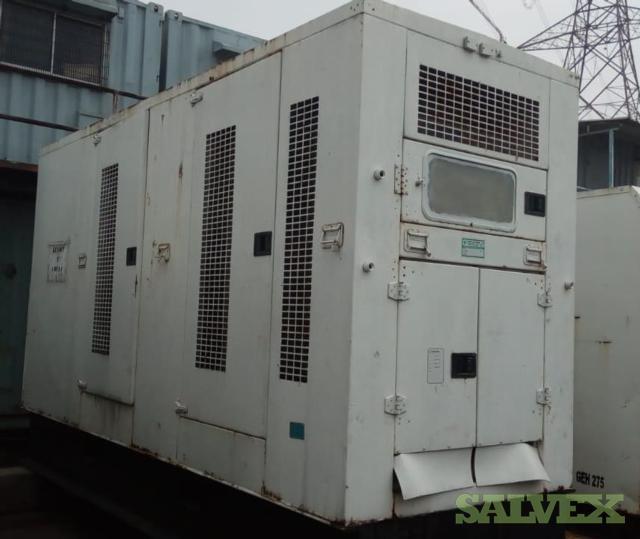 Caterpillar 3406 Soundproof Generator 1998 (1 Unit)
