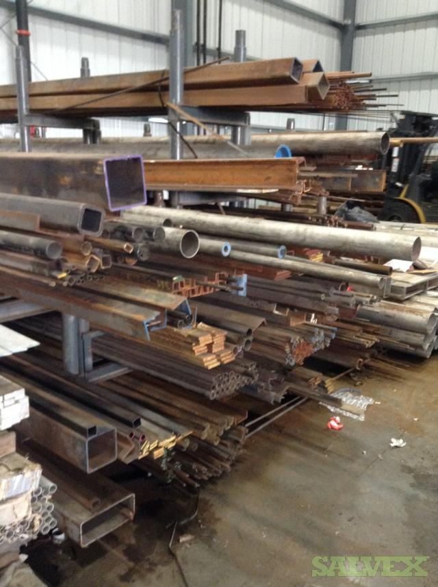 Structural Steel Material - 25,127 lbs