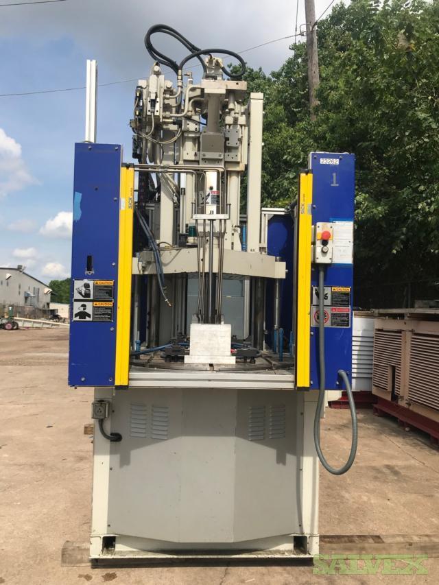 Battenfeld BA 750 V/515 H-C Plastic Injection Molding Machines - 2 Units