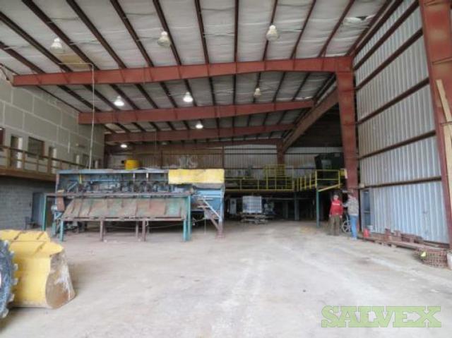 Schurman Large Industrial Sawmill Machine (1 Unit) | Salvex