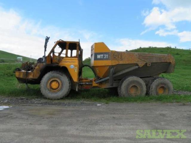 Moxy MT 31 Off Road Haul Truck 2006