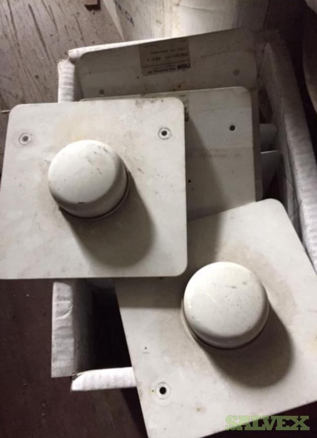 Various Parts (Gateway Interface, Isolators, Relays, IVP Mounting Bracket, RTG Power) Supply