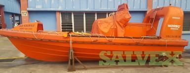 NOREQ-FRB 650 Fast Rescue Boat, NRDS 3200H Noreq Rig Davit,NRDS 3200H Noreq Rig Davit & Fast Rescue Boat Accessories (4 Items)