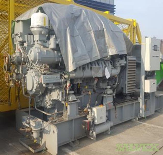 MTU Emergency Diesel Engine (1 Unit)