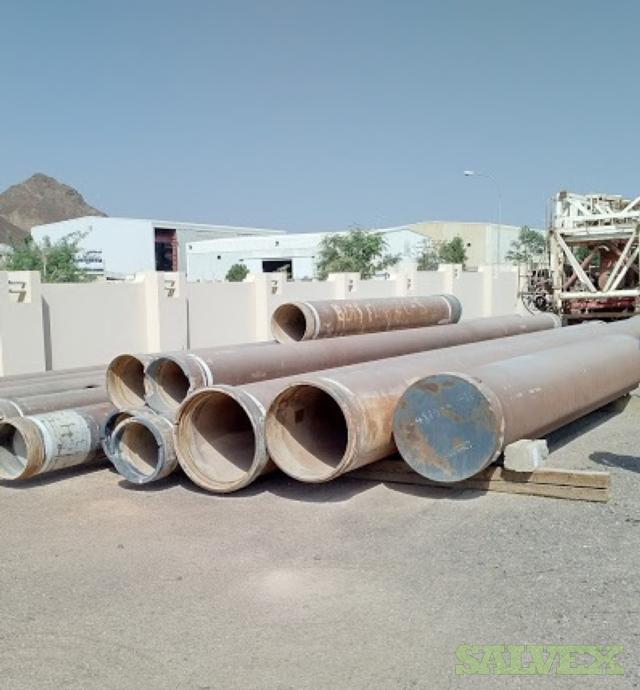 20 .643WT X56 SWIFT DW2 Surplus Line Pipe (320 Feet / 19.31 Metric Tons)