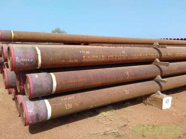 13 3/8 54.50# K55 BTC R3 Surplus Casing (20,560 Feet / 508 Metric Tons)