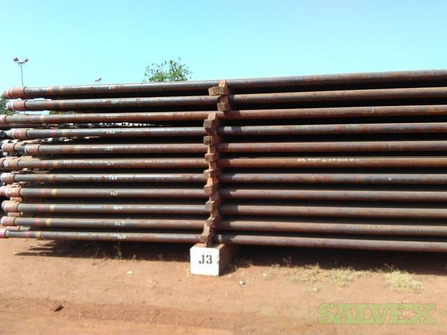 4 1/2 12.75# L80 EUE 31 Surplus Tubing (27,466 Feet / 159 Metric Tons)
