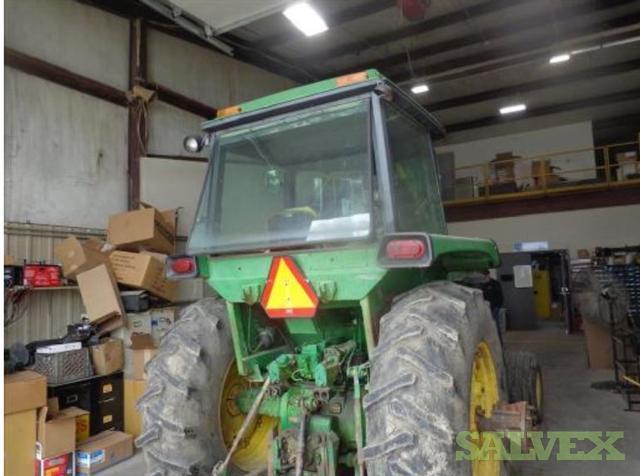 John Deere Tractor 1984