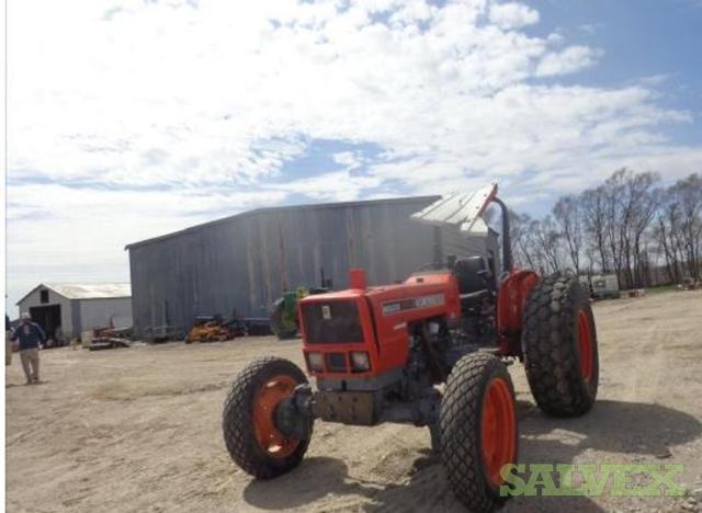 Kubota Tractor- M8030 & M8040