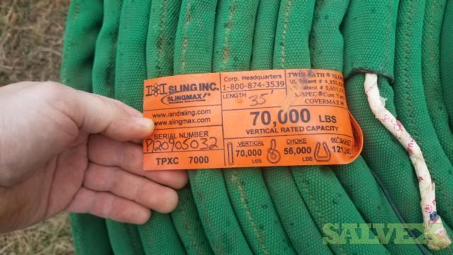 SlingMax Rigging  Slings (8 Units)