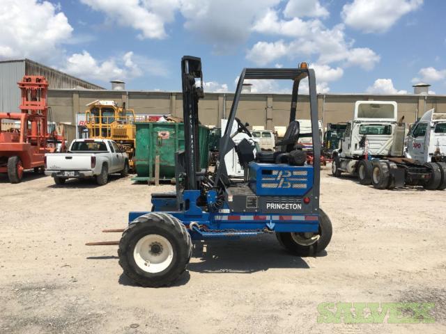 Princeton Piggyback Forklift (5,000 Lb Capacity)