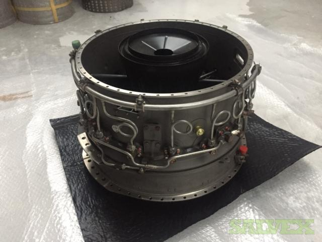 GE J85 Helicopter Engine Parts: Turbine Rotor, Stage 1, Stage 2, and More (8 parts)