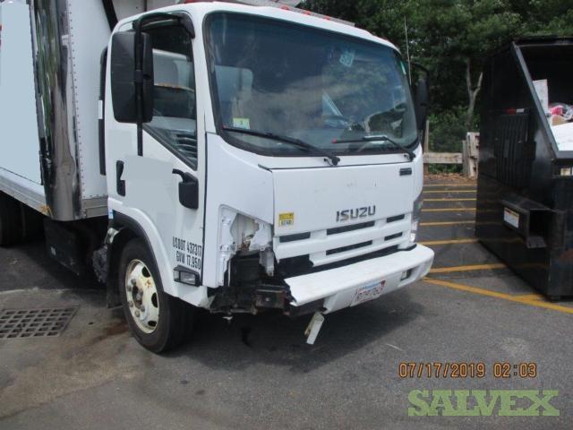 Isuzu NQR Reefer Truck 2015 (1 Unit)