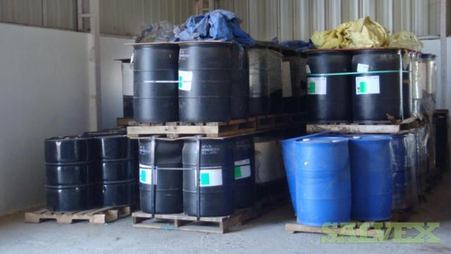 Drilling & Completion Fluids Chemicals and Frac Chemicals (205 Items)