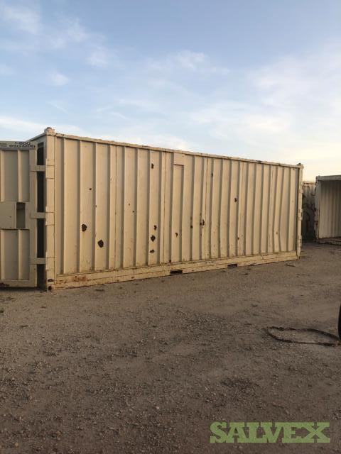Mobile Mini Storage Containers - Various Types and Sizes (50 Units)