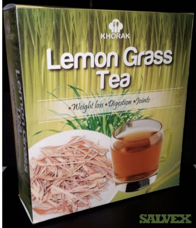 Khorak Lemon Grass Tea (6,000 Boxes)