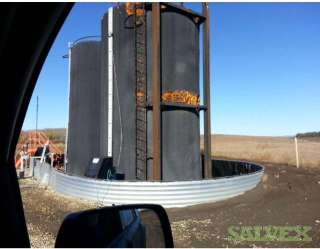 Tanks 200 BBL and 400 BBL (8 Units)
