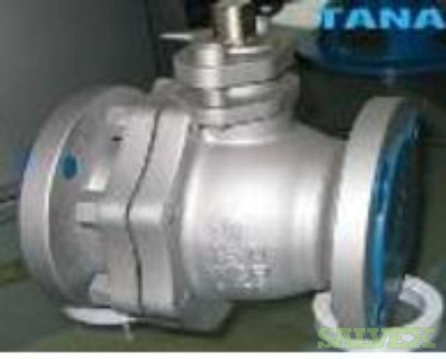Valves: SINGLE VALVE FLOATCOLLAR, DOUBLE VALVE FLOAT SHOE-A, BALL VALVE FLOATING, CHECKVALVE, etc.  (47 Units)