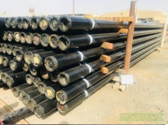 5 7/8 23.40# S135 XT57 Surplus Drill Pipe (7,260 Feet)