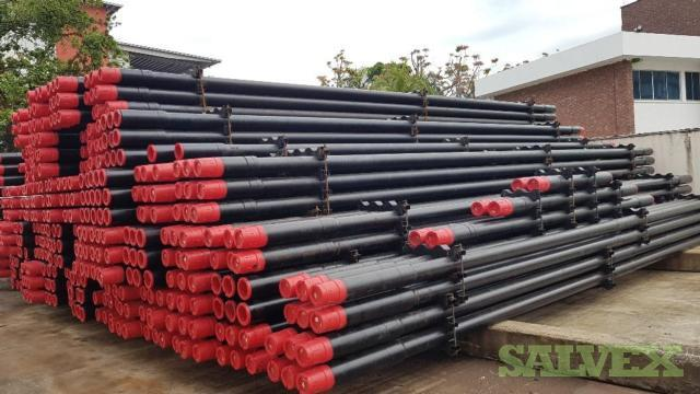 5 1/2 21.9# S135 XT54 Surplus Drill Pipe (14,880 Feet)