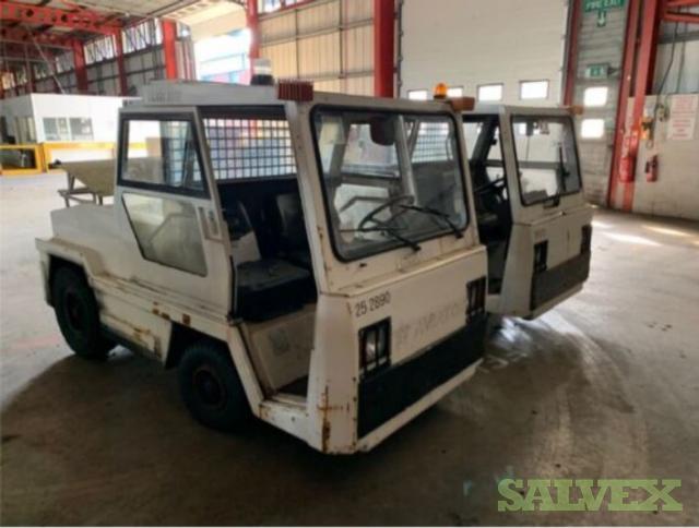 Charlatte Baggage Tractors TE.225 (4 Units)