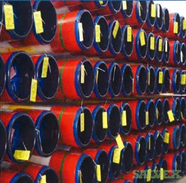 7 23# N80Q BTC Slotted Surplus Casing (326,000 Feet / 3,401 Metric Tons)