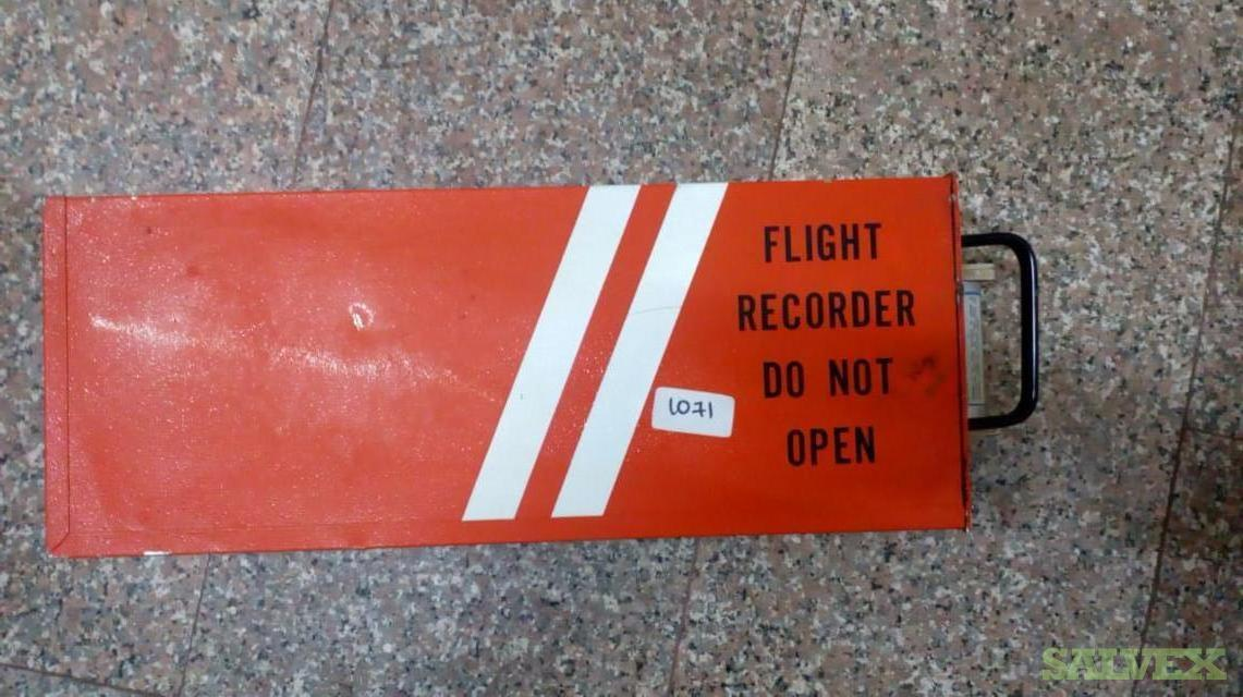 Aircraft Flight Data Recorders Part Number: S800-2000-00 (6 Units)
