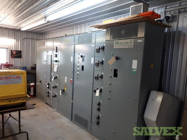 Moeller Eaton MCC 3000 Motor Control Centers (1 Unit)