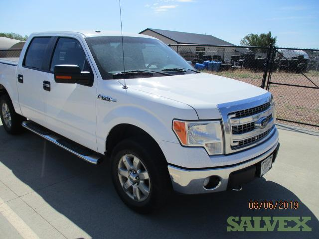 Ford F150 XLT Truck 2013