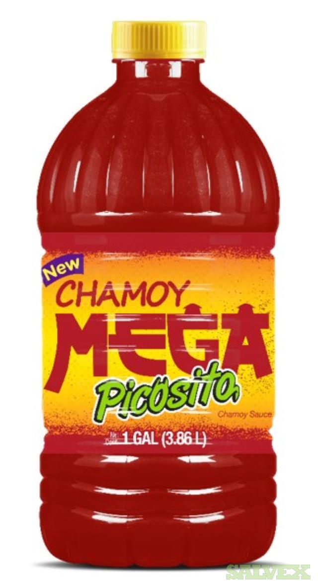 Various Sauces (Chamoy, Salsa Botanera, Salsa Clasica, etc.)