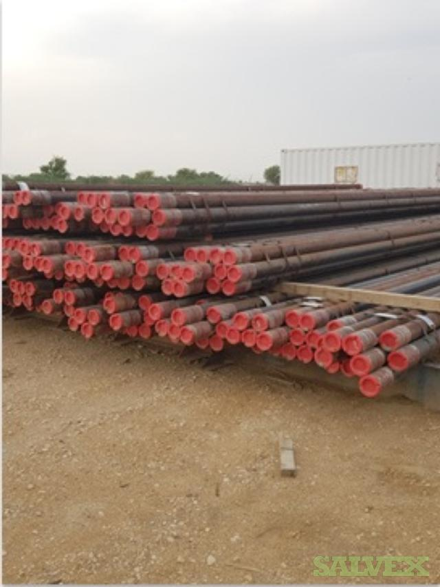 4 1/2 12.60# L80 Vam Top R2 Surplus Tubing (12,510 Feet / 72 Metric Tons)