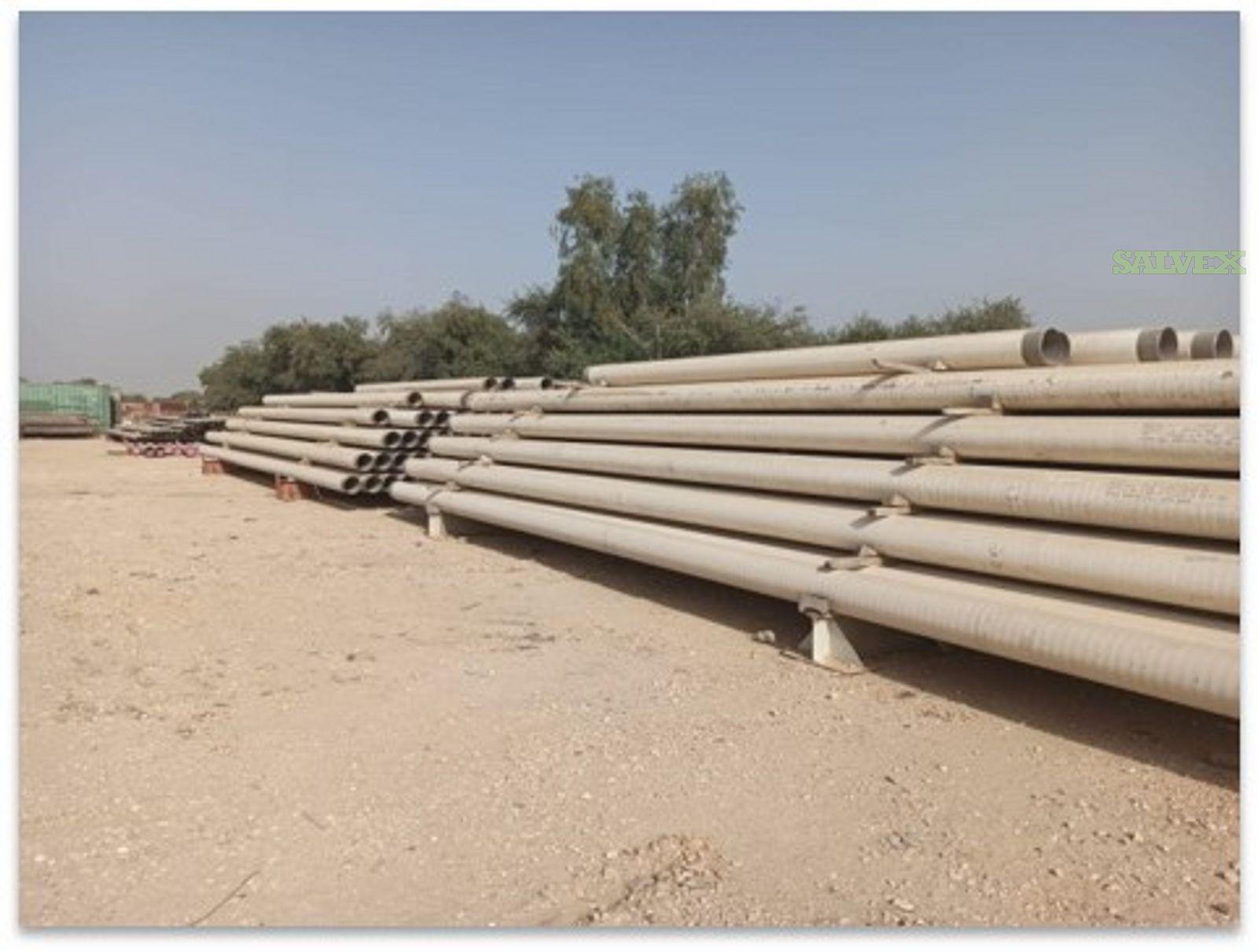 10 35.49# 22%CR Used Flow Line (24,928 Feet / 401 Metric Tons)