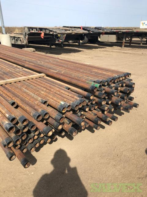 2 7/8 6.40# J55 SMAX Surplus Tubing (4,811 Feet)