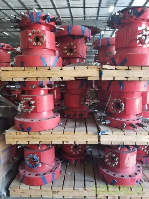 Oilfield Service Parts: Wellhead Equipment, Valves, Chokes, Gaskets, WECO, Multi Bowl (37,869 Parts)