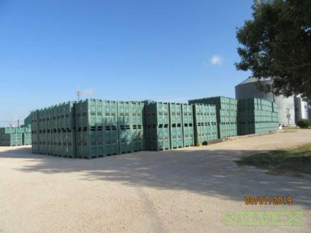 Plastic Harvest Bins (900 Units)