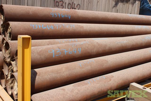 Carbon Steel and Stainless Steel PIPE (mixed)