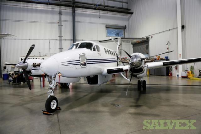 King Air 200 Aircraft 1980