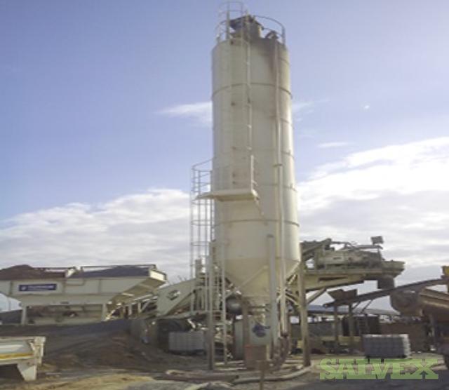 Frumecar ECA 1001 Concrete  Batching Plant (55 Tons)