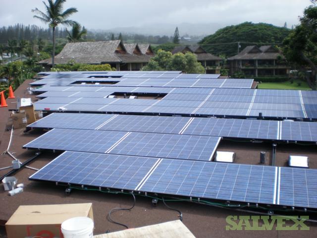 235W Canadian Solar PV Modules