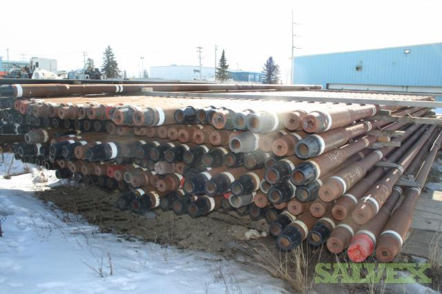 4 14# NC40 FH Used Drill Pipe (8,100 Feet)
