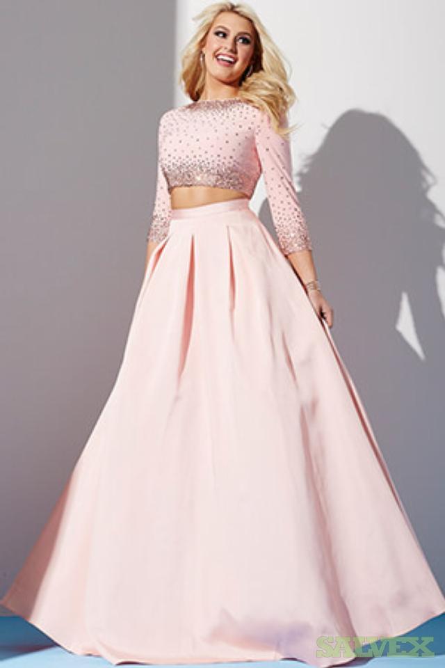 Designer Dresses (Brand: Jovani, Alex Perry, Ghadah Paris, Nicole Bakti, Basix and more)