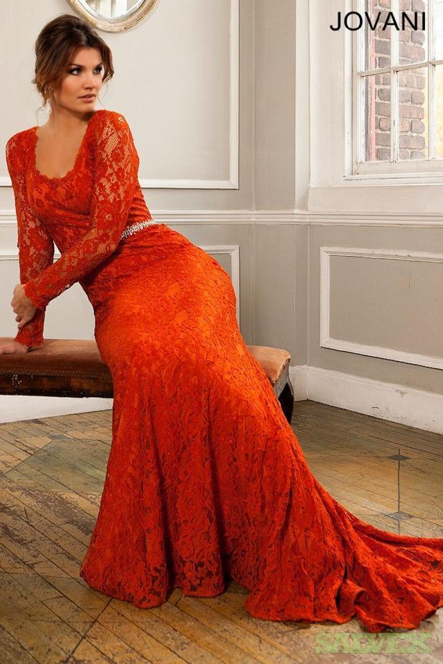 Designer Dresses / Brand: Jovani, Alex Perry, Ghadah Paris, Nicole Bakti, Basix (173 Units)