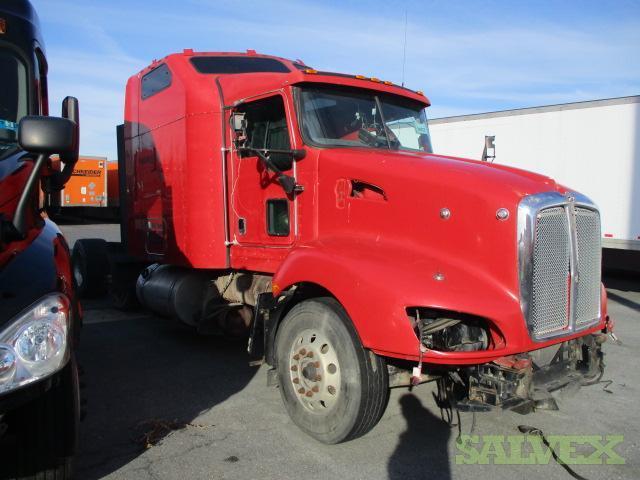 Kenworth T660 Truck 2011