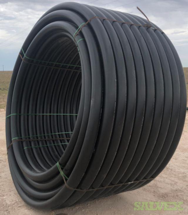 Poly Pipe 4'' SDR 11 (14,400 Feet)