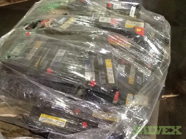 GM Batteries 111-0186751-1 - 4 Pallets /130 Units