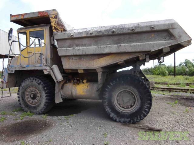 BELAZ 7540B Mining Dump Truck 2004